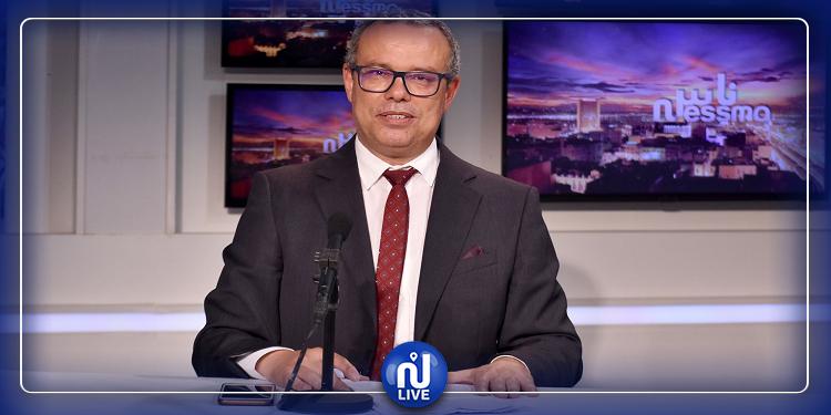 عماد الخميري: الغنوشي لم يتصرف خارج الدبلوماسية الرسمية