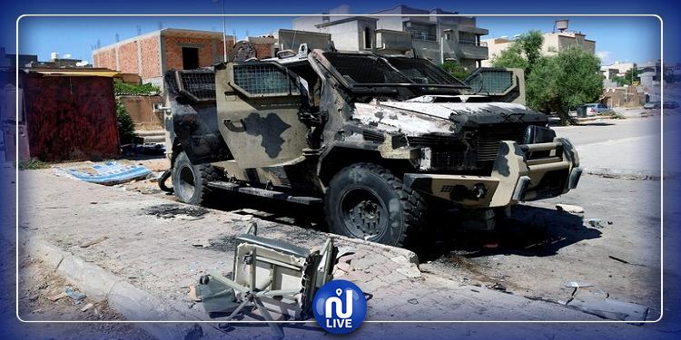 قوات حكومة الوفاق الليبية تعلن سيطرتها على مطار طرابلس