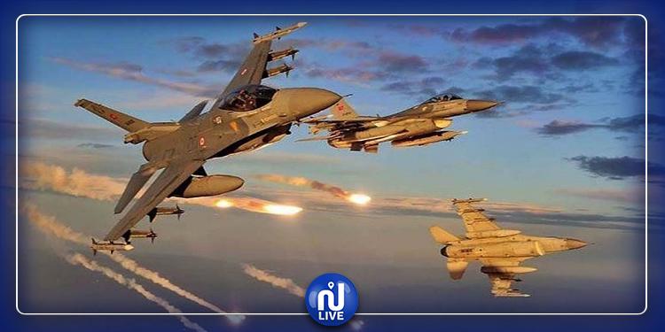 تركيا تعلن إطلاق عملية عسكرية شمالي العراق