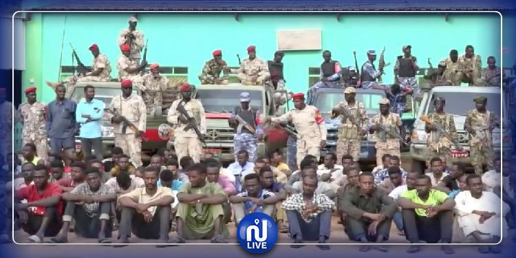 السودان: القبض على 122 شخصا في طريقهم إلى ليبيا للعمل كمرتزقة