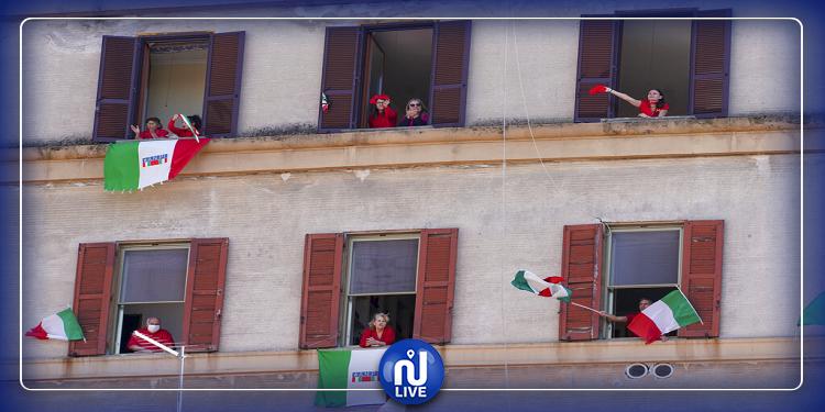 لأول مرة منذ 3 أشهر: إيطاليا تسجل أدنى حصيلة وفيات وإصابات بكورونا
