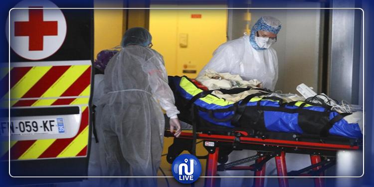 فرنسا: ارتفاع حصيلة الوفيات بفيروس كورونا