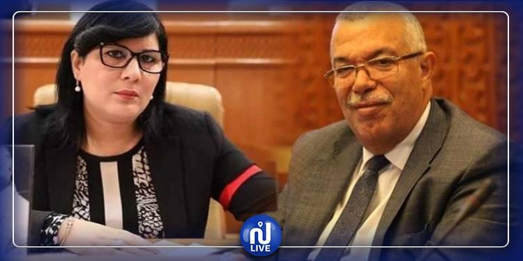 نور الدين البحيري: عبير موسي وفّرت جميع الشروط لحل حزبها