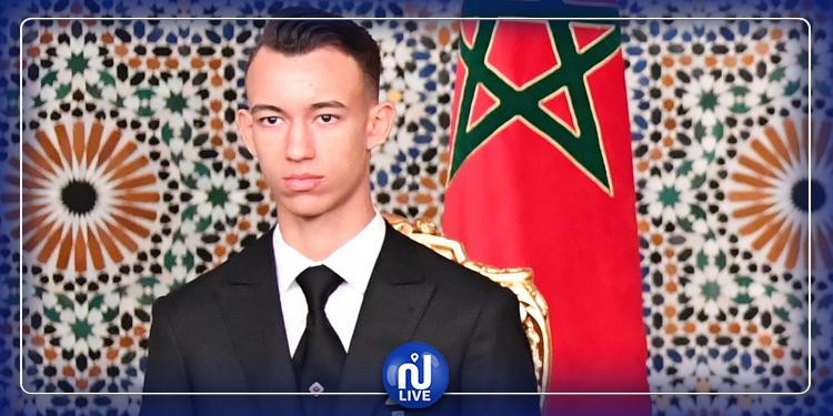 ولي العهد المغربي يتحصل على الباكالوريا بملاحظة حسن جدا