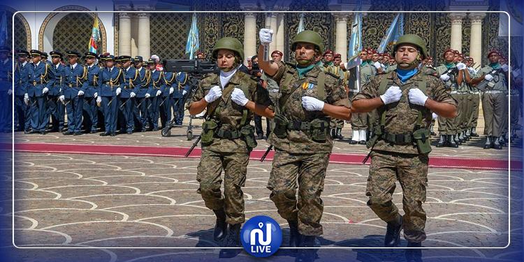 رئيس الجمهورية يمنح وسام الجمهورية لعسكريين (قائمة)
