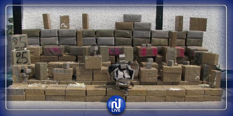 القبض على ''بن شعشوعة'' أحد أخطر بارونات المخدرات في المنطقة