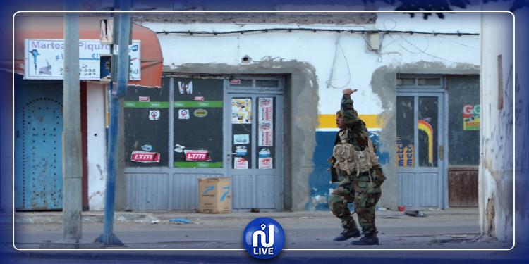 مستجدات  قضية الهجوم الإرهابي على مدينة بن قردان
