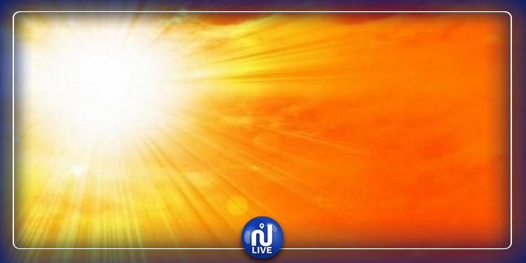 حرارة الطقس تتجاوز المعدلات العادية بـ 8 درجات