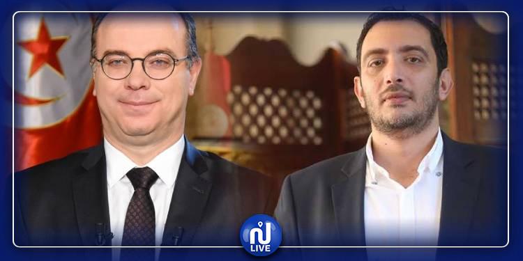 ياسين العياري يتهم الفخفاخ بالفساد ويكشف ''التجاوزات القانونية'' ويتحداه!