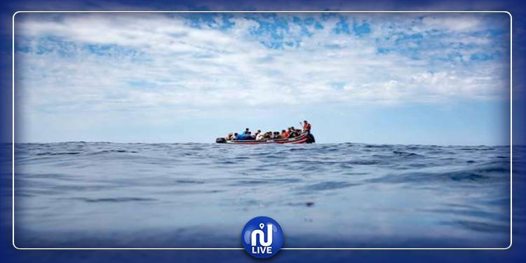 المهدية: إنقاذ 24 مجتازا من الغرق في عرض البحر