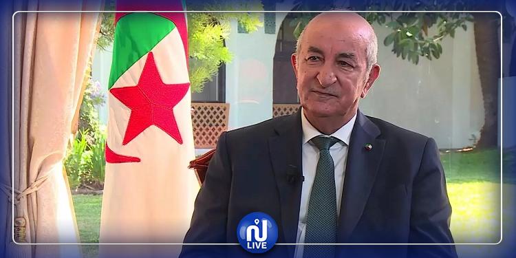 الرئيس الجزائري يطالب فرنسا بالاعتذار عن ماضيها الاستعماري