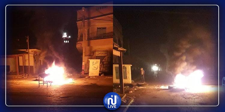 احتجاجات ليلية ومناوشات مع الجيش.. ليلة ساخنة في رمادة