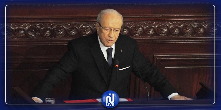 كتلة قلب تونس تدعو إلى إطلاق اسم الباجي قايد السبسي على قاعة الجلسات العامّة