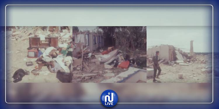 تونس شهدت 3 انفجارات عنيفة بمصنع النترات!