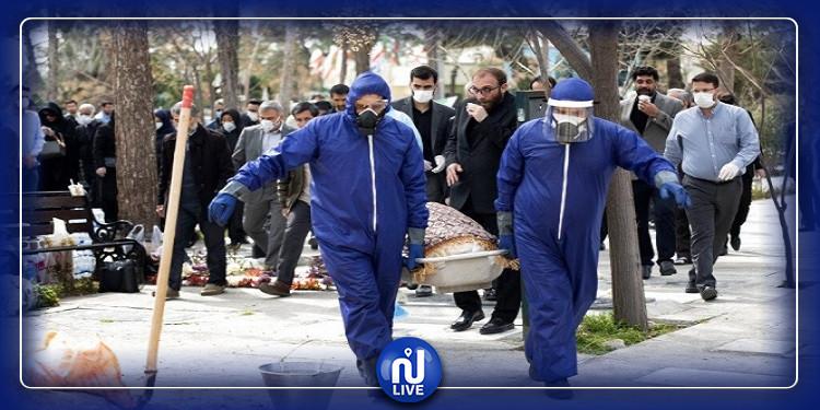 إيران: حالة وفاة بفيروس كورونا  كل 7 دقائق