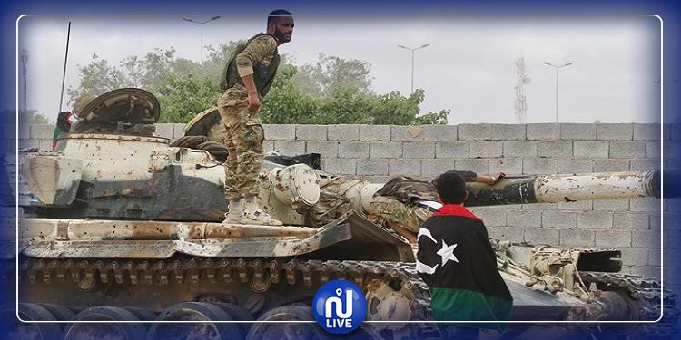 الولايات المتحدة ''منزعجة للغاية'' من التصعيد في ليبيا
