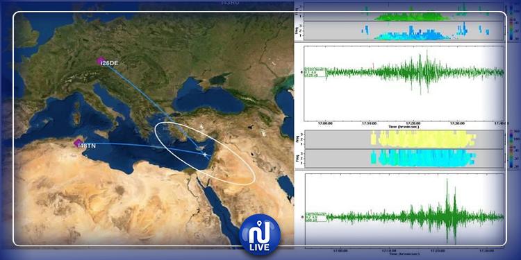 إشارات صوتية لانفجار بيروت وصلت إلى تونس!