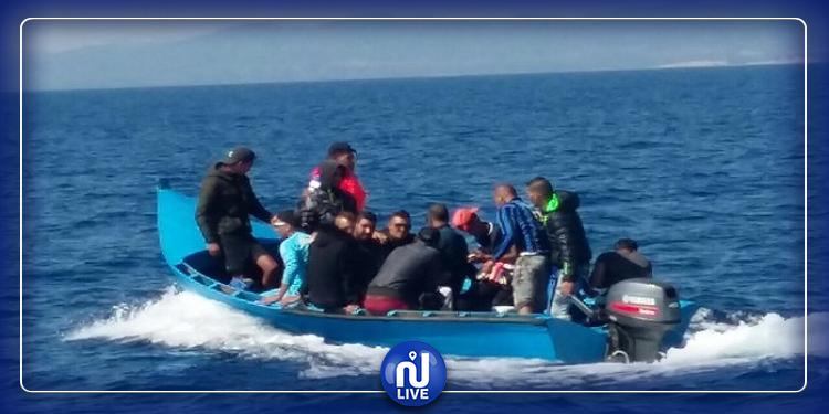 وصول مجموعة جديدة من ''الحراقة'' التونسيين إلى لامبيدوزا