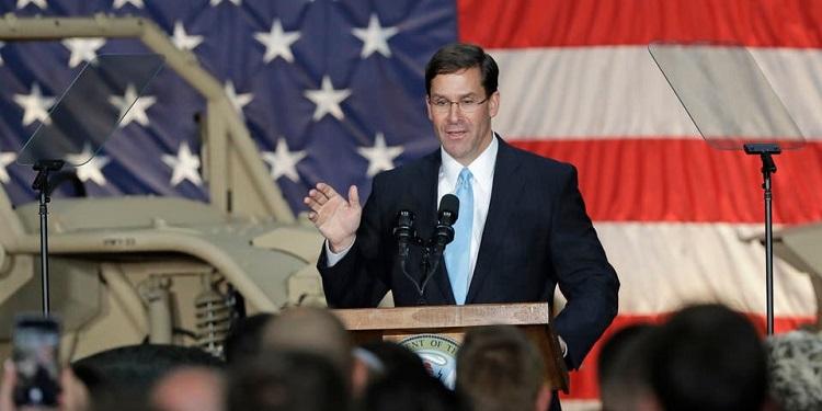 وزير الدفاع الأمريكي يقوم بجولة مغاربية تبدأ من تونس ''الحليف الكبير في المنطقة''!