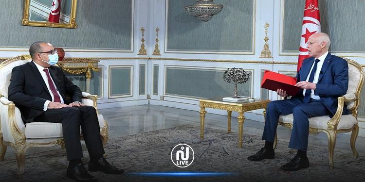 مستشار رئيس الحكومة: الاختلاف بين هشام المشيشي وقيس سعيد لا يفسد للود قضية