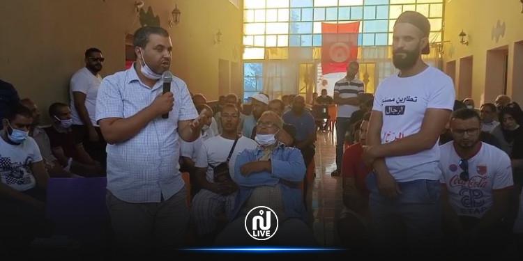 تنسيقية اعتصام الكامور: سنقرر ما نراه مناسبا