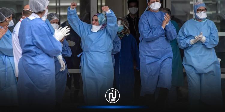 بنزرت: تسجيل شفاء 83 شخصا من فيروس كورونا