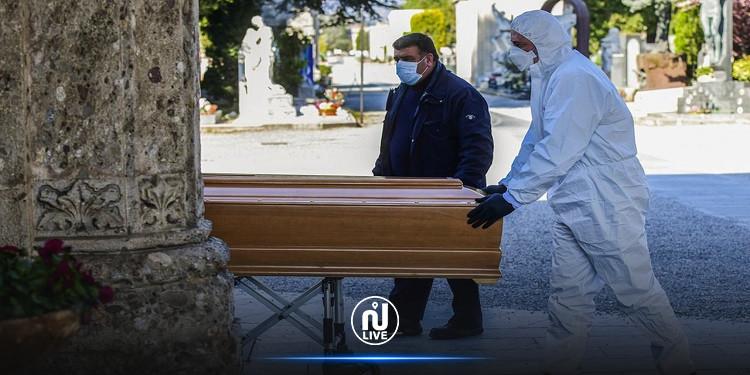 32 وفاة جديدة بكورونا في تونس