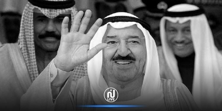 مراسم دفن أمير الكويت الراحل للأقارب فقط