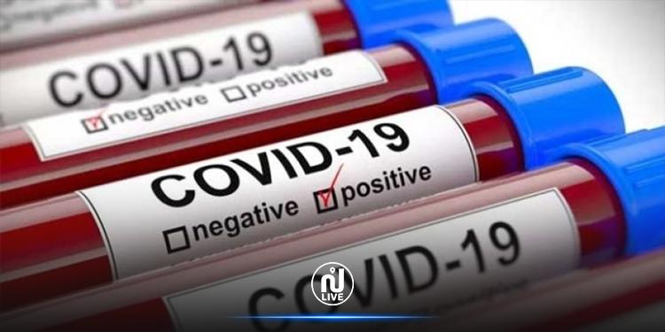 COVID-Dernier bilan : 520 nouvelles contaminations