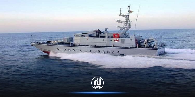 الحرس البحري الإيطالي يطلق النار على قارب تونسي (فيديو)