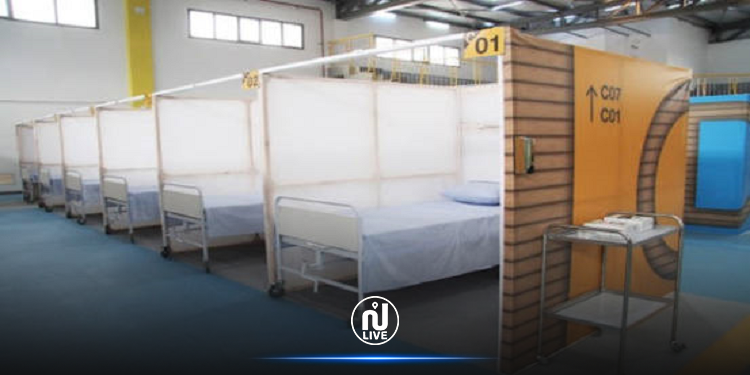 تدعيم المستشفى الميداني بالمنزه بعدد من الإطارات شبه الطبية العسكرية