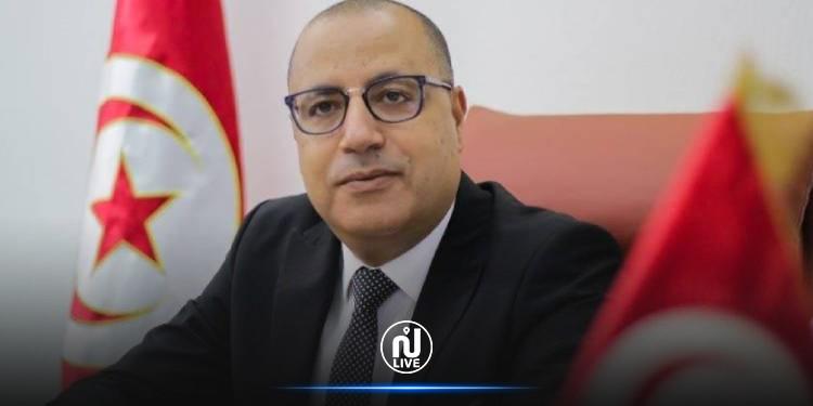 رئيس الحكومة يتصل هاتفيا بالوكيل بالحرس الوطني رامي الإمام