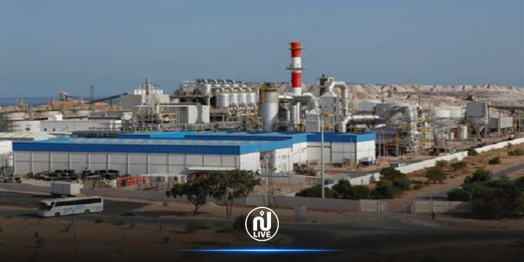 نقابات المجمع الكميائي بقابس تقرر مواصلة الاحتجاج وإيقاف تصدير كل منتوجات المعامل