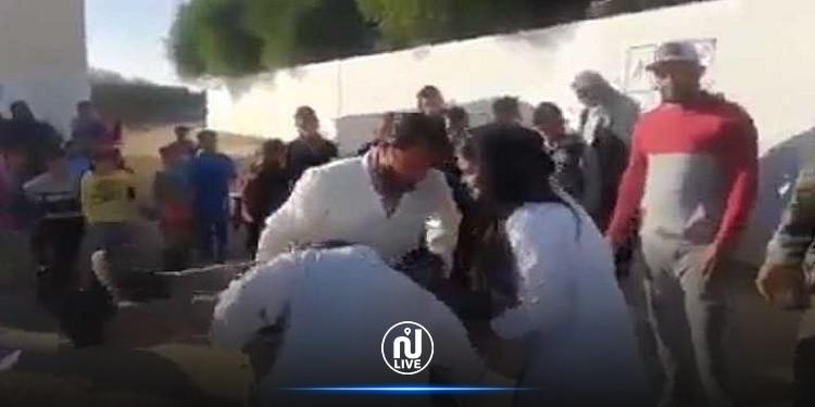 سليانة: الاحتفاظ بوليّ اعتدى على مدير مدرسة