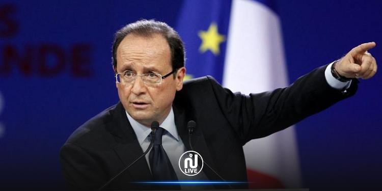 فرانسوا هولاند: لا يجب الخلط بين المسلمين والإرهابيين