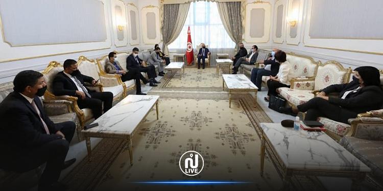 البرلمان: الاتفاق على عرض الطعون المقدّمة على مكتب المجلس