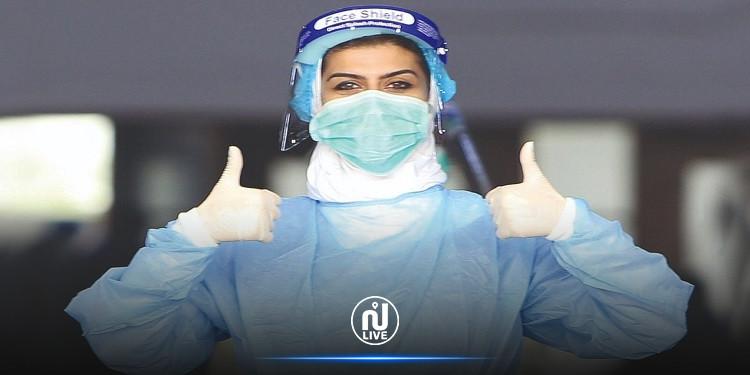 المنستير: 101 حالة شفاء جديدة من كورونا