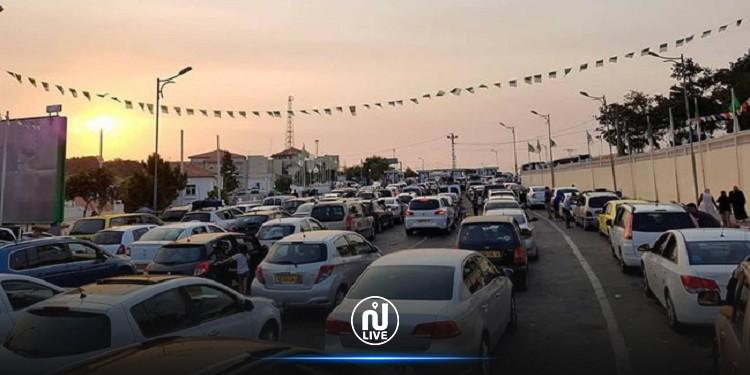 ضريبة تصل إلى مليون سنتيم جزائري على السيارات القادمة إلى تونس
