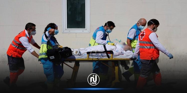 إسبانيا تتجاوز المليون إصابة بفيروس كورونا