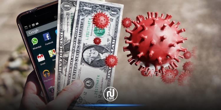 دراسة حديثة: كورونا يبقى على النقود والهاتف طيلة 28 يوما!