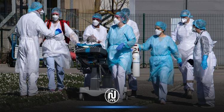 فرنسا: حصيلة قياسية جديدة لإصابات بفيروس كورونا