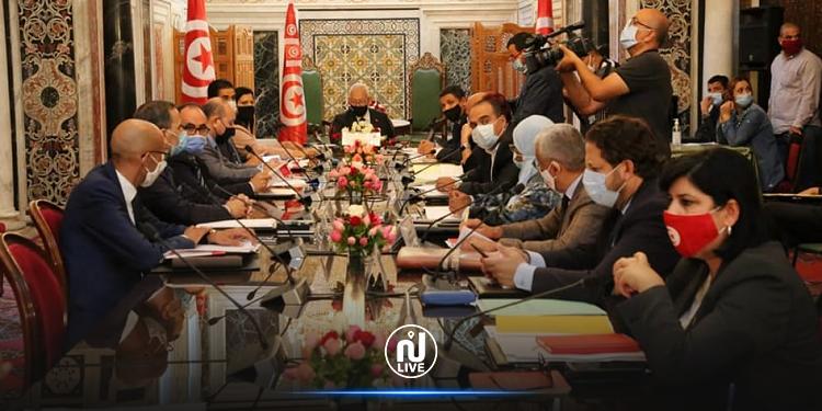 مكتب البرلمان يرفض سحب 3 مشاريع قوانين ويقرّ جلسة حوار مع الحكومة