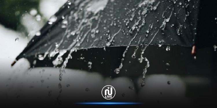 طقس اليوم: أمطار رعدية وغزيرة بهذه المناطق