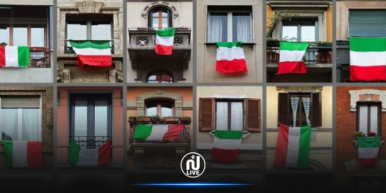 إيطاليا تسجّل 853 وفاة بكورونا في  ساعة