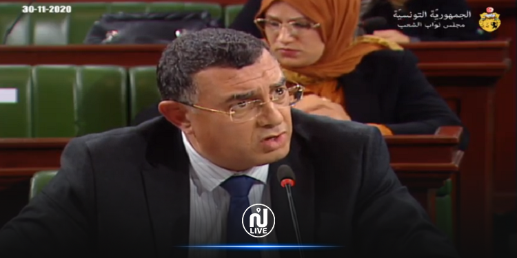 عياض اللومي: ''إذا القاضي حس بالقهر وحقه مهضوم شكون باش ياخذ حقه في البلاد''