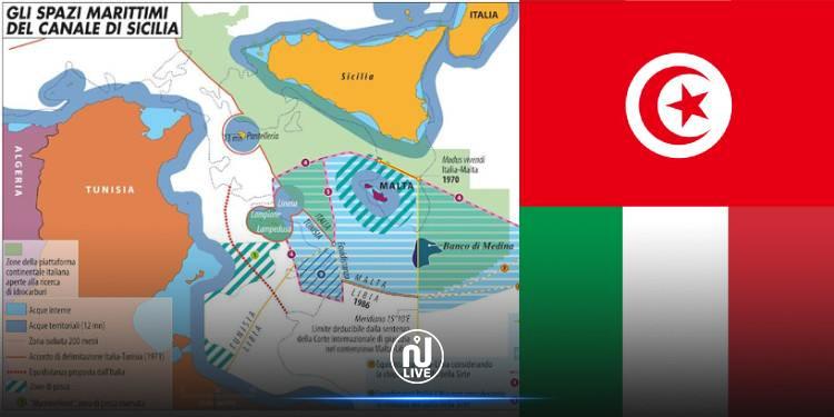 مشروع إيطالي: روما تتوسّع في المتوسط والمياه الإقليمية التونسية مهدّدة!