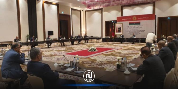نواب ليبيون: اجتماع طنجة يدعم حوار تونس
