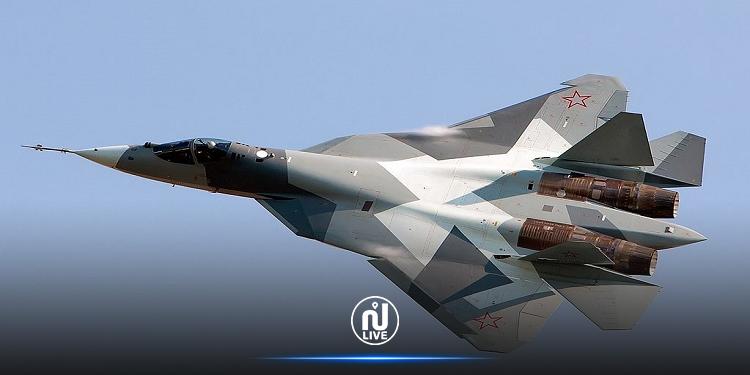 الجزائر تقتني سربا من مقاتلات ''سوخوي 57''