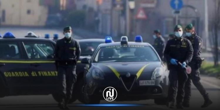 الشرطة الإيطالية تكشف عن تورط تونسيين في تمويل إرهابي خطير يقيم في تونس