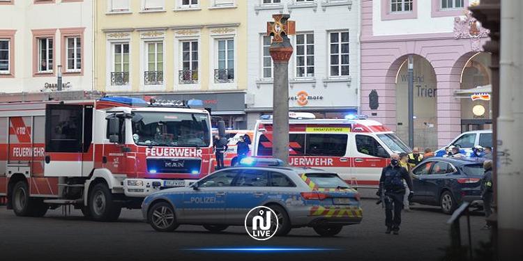 ألمانيا: لا دوافع دينية وراء حادث الدهس في ترير
